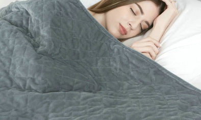 What Are Weighted Blankets?  Why All The Hype?