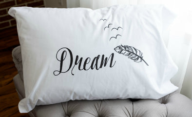 Nighty Notes™ Dream Pillowcase