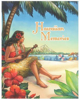 Vintage Hawai`i 64-View Photo Album - DHS Deals