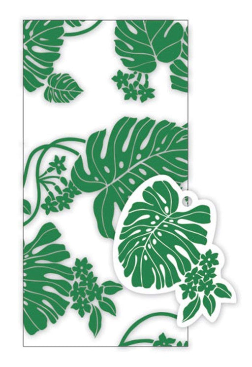 Hawaiian Candy Lei Making Kit - 5 Green Lei Kits - DHS Deals