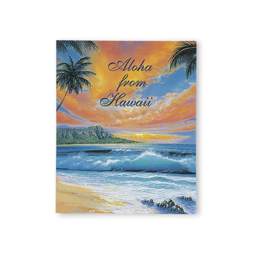 Hawaii Photo Album Diamond Head 64 View - DHS Deals