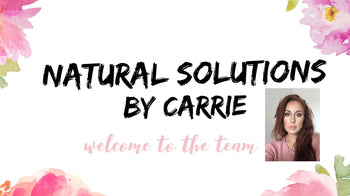 Natural Solutions by Carrie