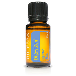DigestZen - Pure Essential Oil Blend