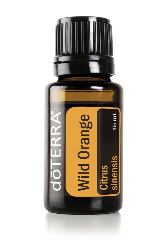 Wild Orange 15ml - Pure Essential Oil