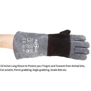 Animal Handling Gloves Rapicca Inc