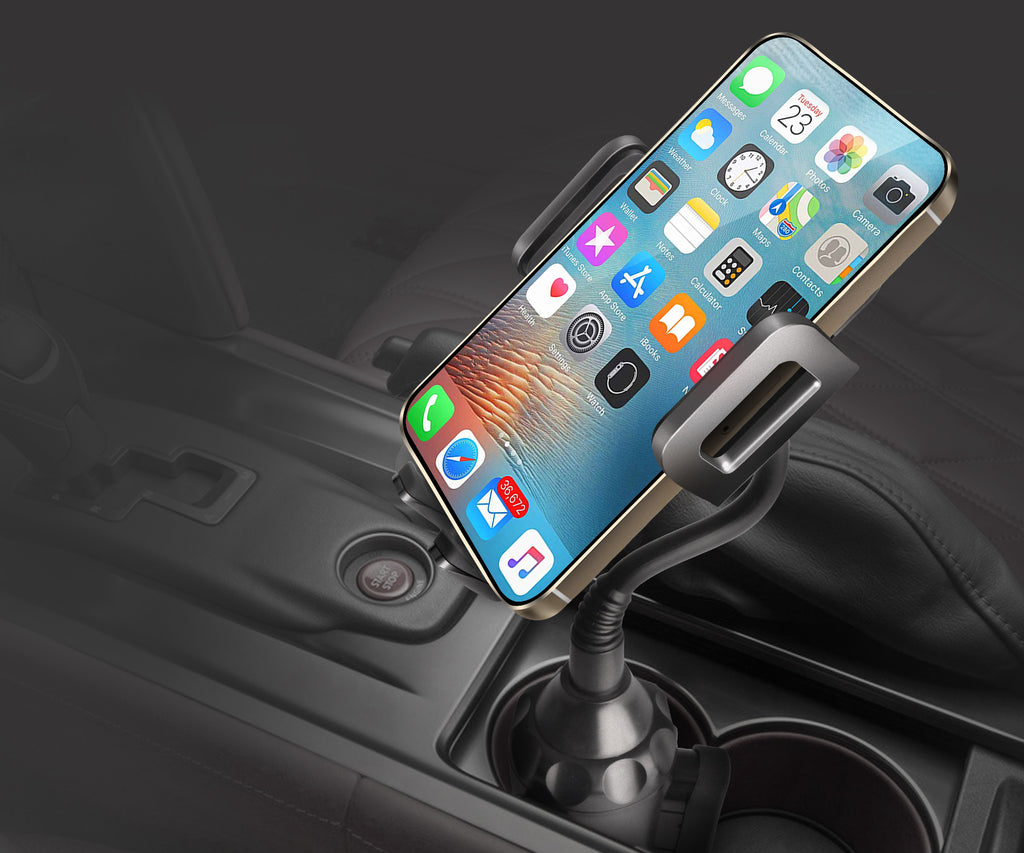 TOPGO Cup Holder Phone Holder