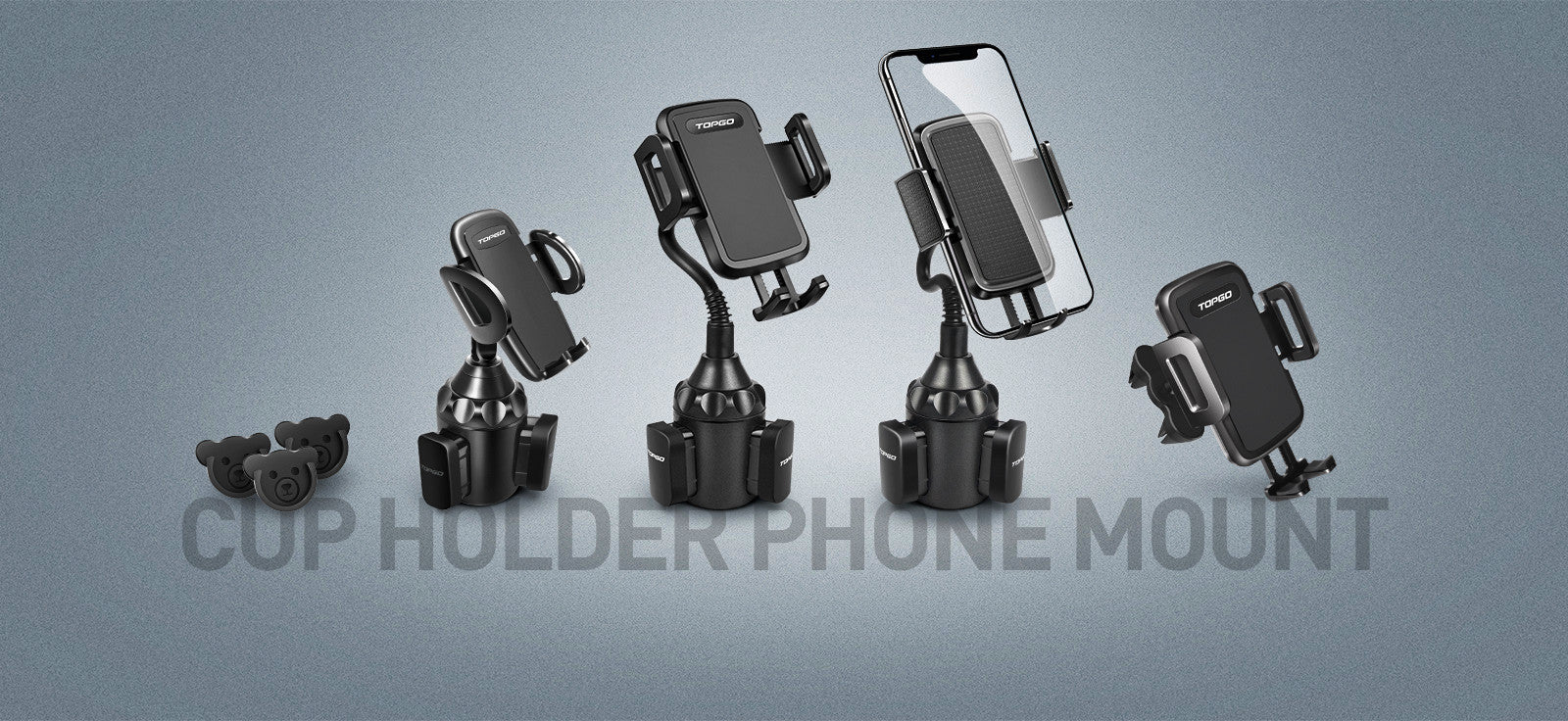cup phone holder, cup holder phone holders, cup holder phone mounts, cup phone holder for car