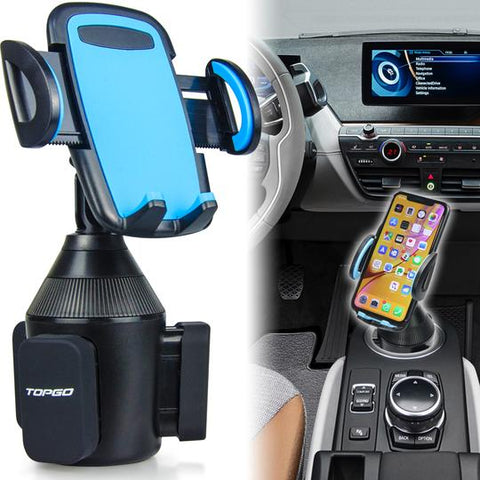 TOPGO Car Cup Holder Phone Mount