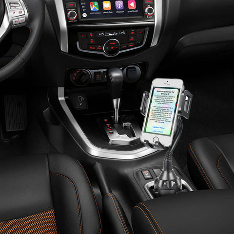 TOPGO Cup Holder Phone Mount