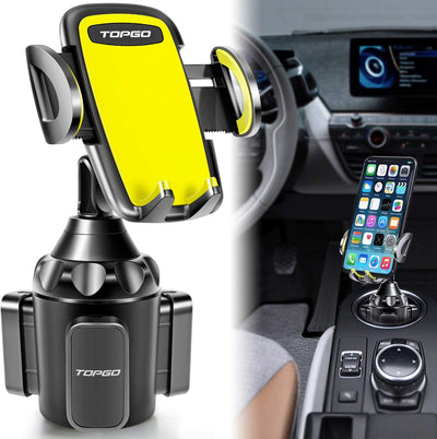 Car Cup Holder Phone Mount Pole Version 1.0