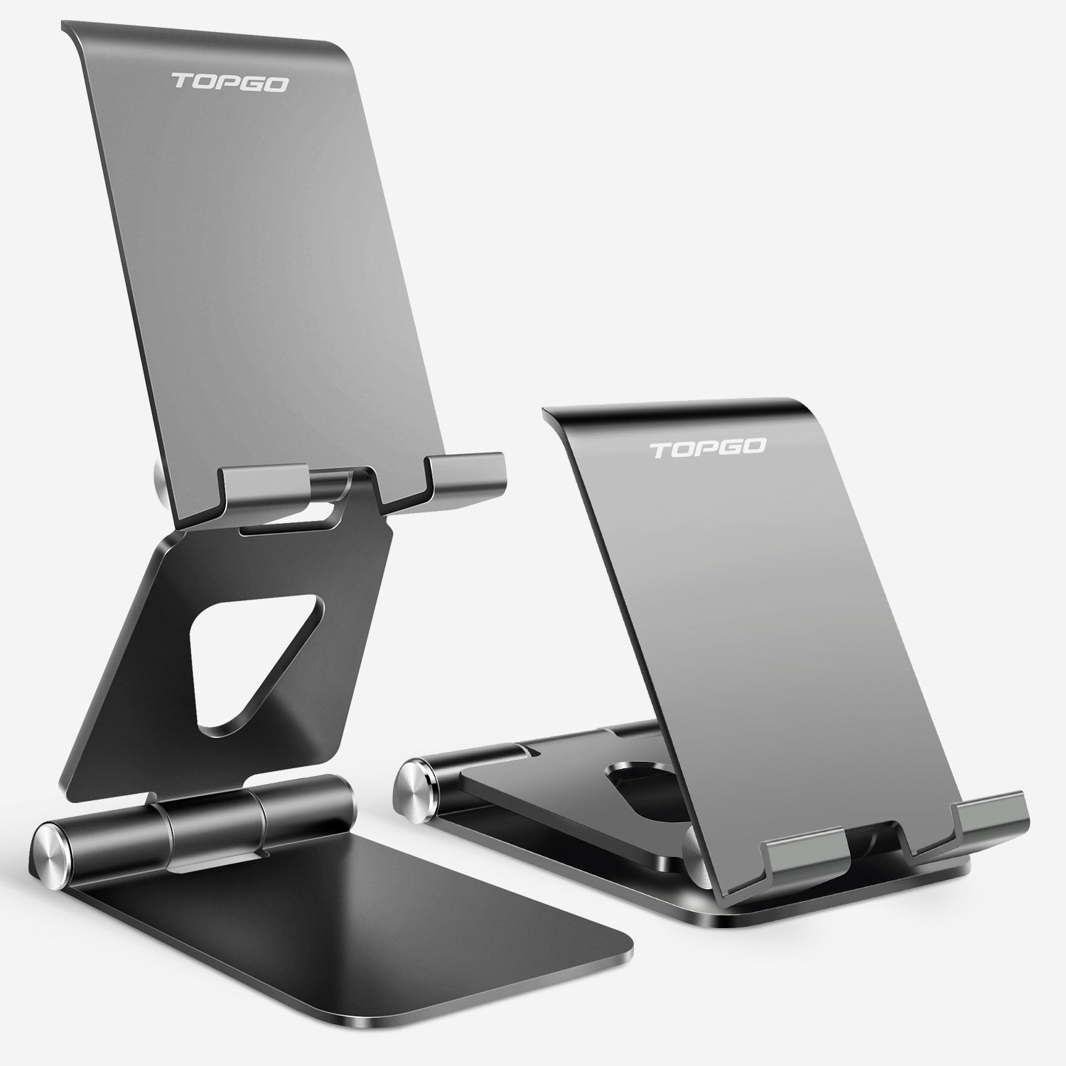 TOPGO Desktop Cell Phone Stand Phone Holder