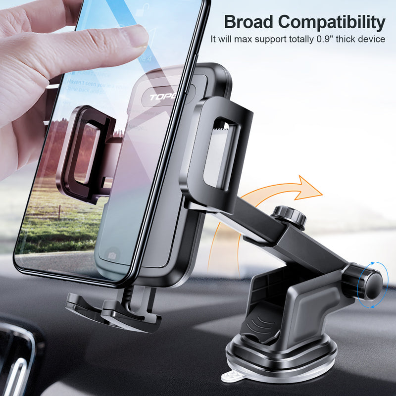 TOPGO phone holder for car