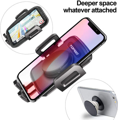 Air Vent Phone Holder Single Clamp