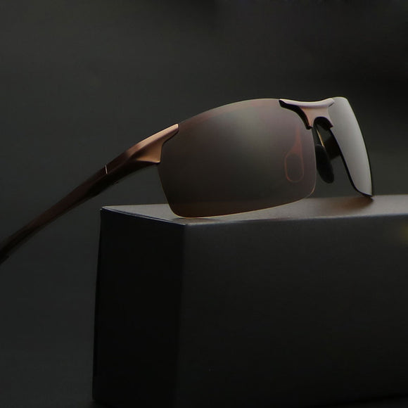 New Polarized Sunglasses Men Brand Designer. Top Quality Fashion Man Sport Sunglases UV400 Ray