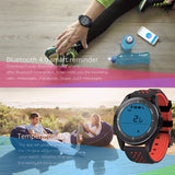 Powstro Outdoor Smart Bracelet F3 Bluetooth Waterproof IP68 Mode Sport Watch Fitness Tracker Wearable Information Reminder