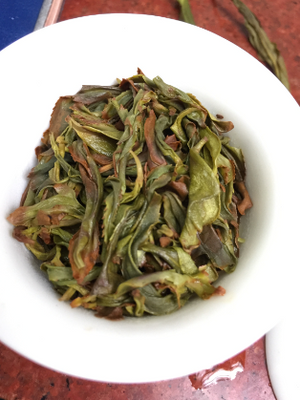Almond Fragrance Phoenix Mountain Oolong Tea (Mother tree harvest April 27th)