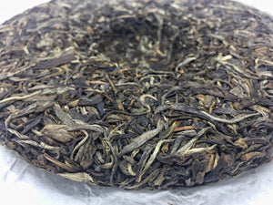 Wild Mountain 2018 Spring Harvest Raw Puer Tea