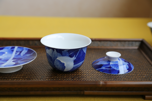 Master Xu Pomegranate Gaiwan Set