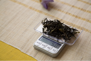 Almond Fragrance (Xing Ren Xiang杏仁香)Phoenix Mountain  Oolong Tea (Mother tree harvest April 27th)