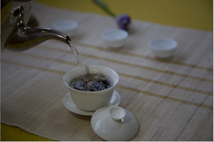 Zhengshanxiaozhong (Lapsang souchong) Traditional Smoked Black Tea