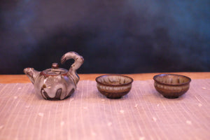 hook pot set green