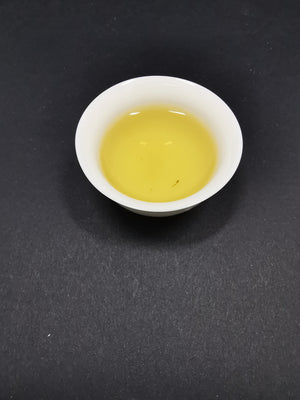 Honeysuckle (Yin Hua Xiang 银花香)Phoenix Mountain Oolong Tea (Master Huang April 25th)