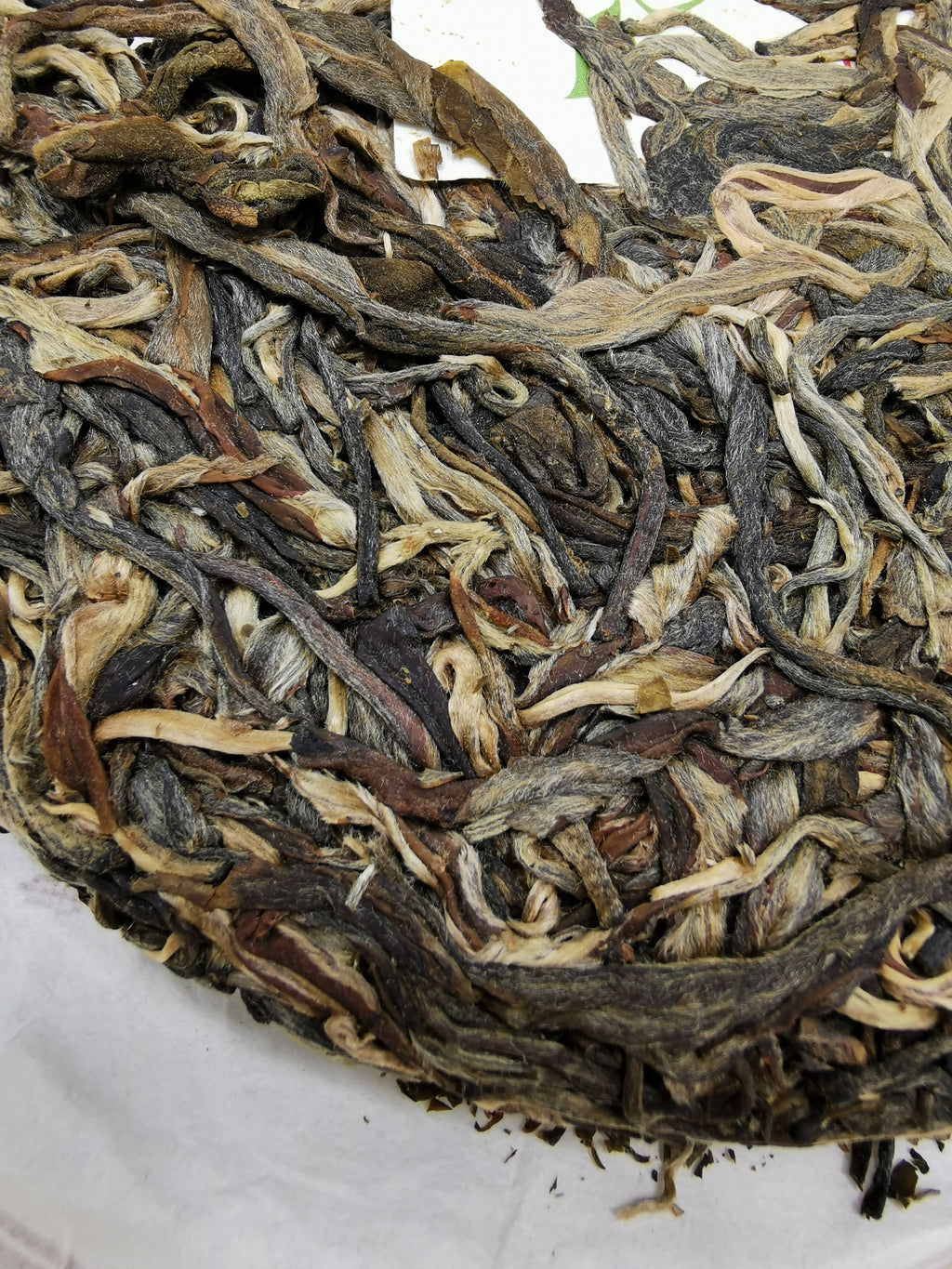 Lao Ban Zhang 700-800 Year Old Tree Spring Pick Raw Puer 2017 Harvest 6g