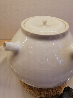 Side handle Ji Xu pot