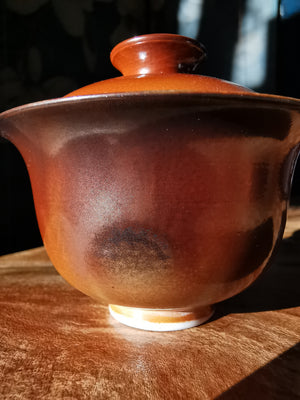 Woodfired small Gaiwan