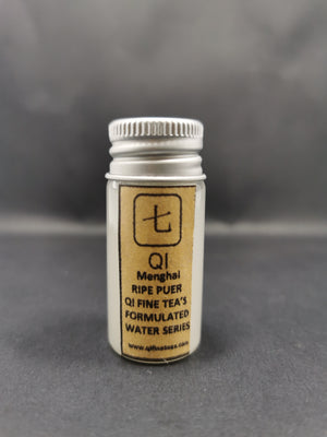 Qi Fine Tea's Formulated Water Series