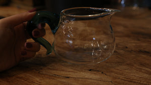 Glass Sharing Cup