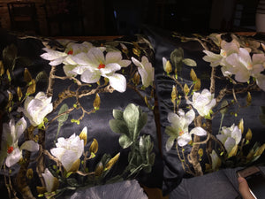 Suzhou Style Embroidery Cushion