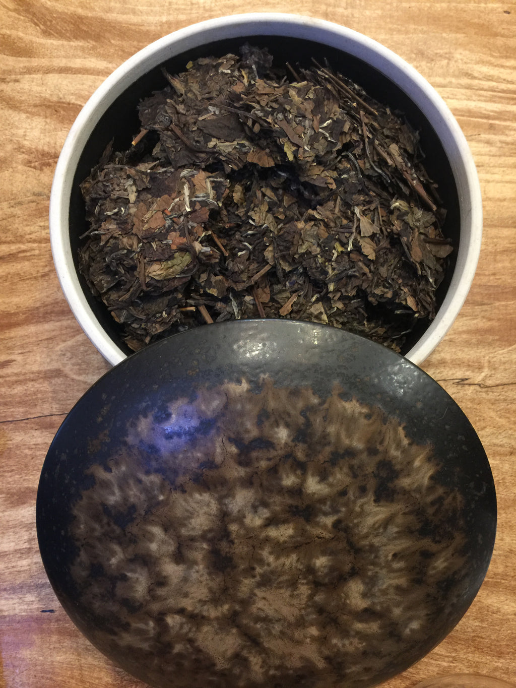 12 Year Old White Tea Shou Mei