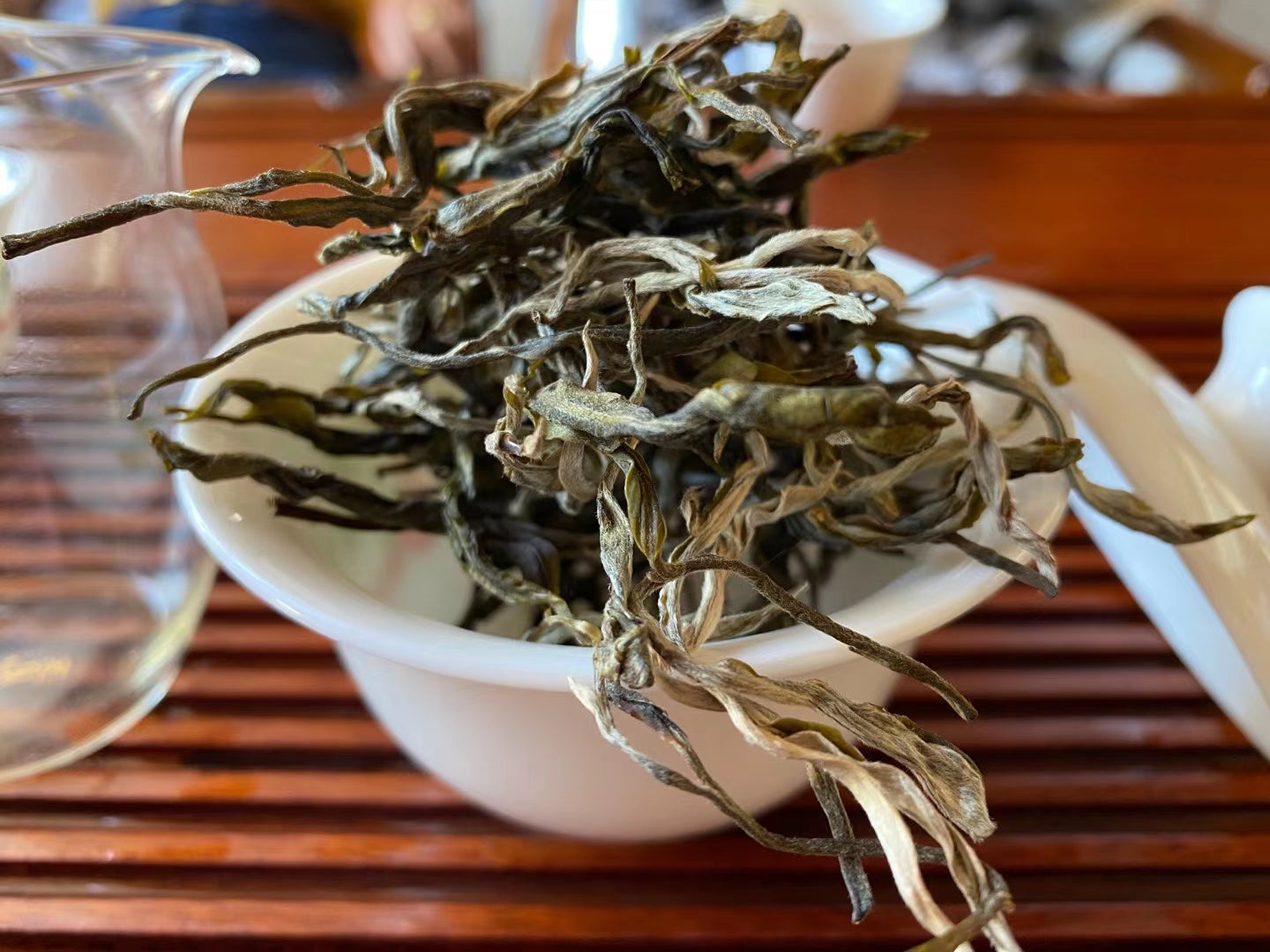 2021 Lao Ban Zhang 老班章生普 700-800 Year Old Trees Spring Pick Raw Puer. 2 different picking days