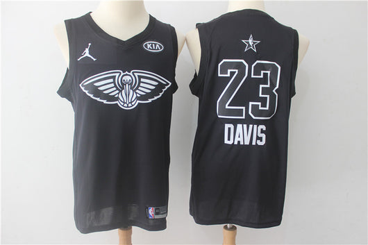 Anthony Davis 2018 NBA All Star Game Replica Jersey – 39Jerseys.com 76ee3f66f