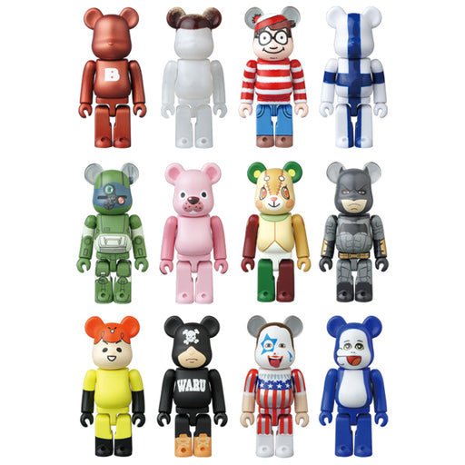 MEDICOM TOY BE@RBRICK SERIES 35