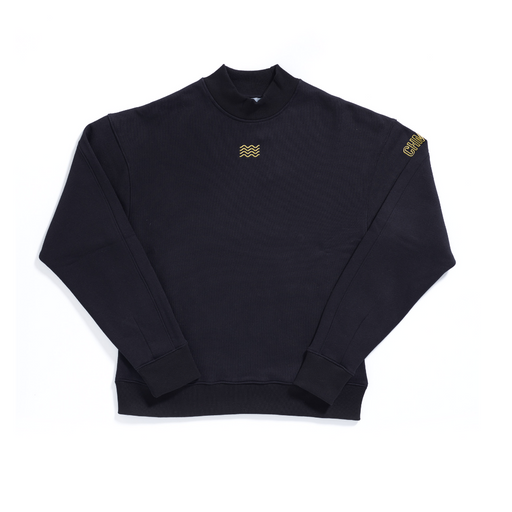THE FRENCH WAVE -CHMPGN X ROCHE MUSIQUE CREWNECK