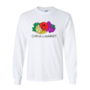 CHINATOWN FRUIT LONG SLEEVE