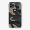 Alligator Case Camo iPhone 11 Pro Max | Typhoon - Stainless Steel