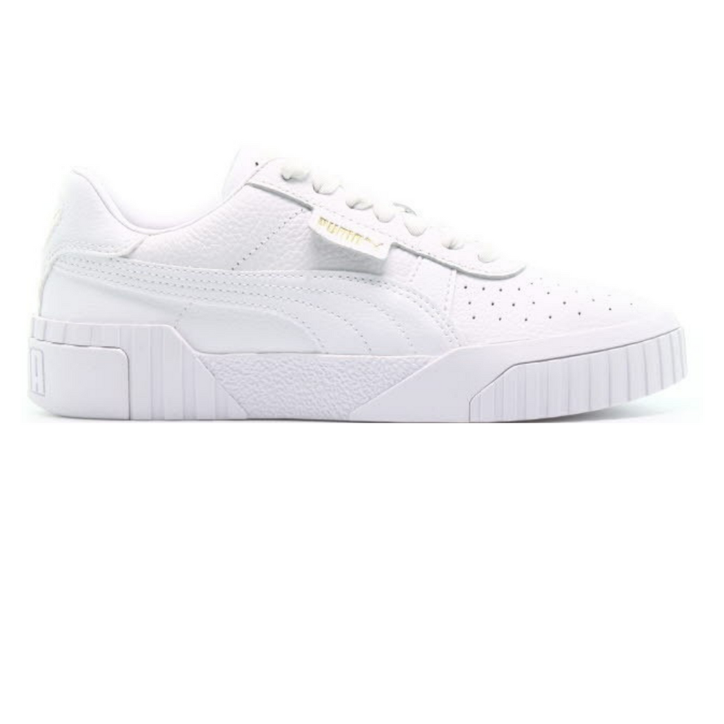 PUMA CALI FASHION WHITE sneaker