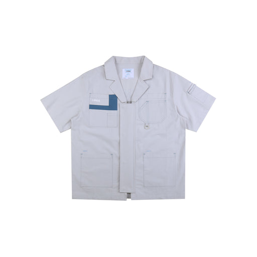 "C2H4 ""WORKWEAR"" SHIRT - nous"