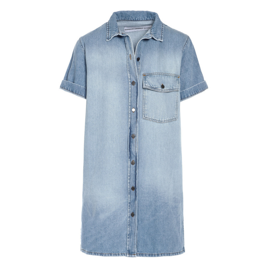 margaux lonnberg dean shirt dress