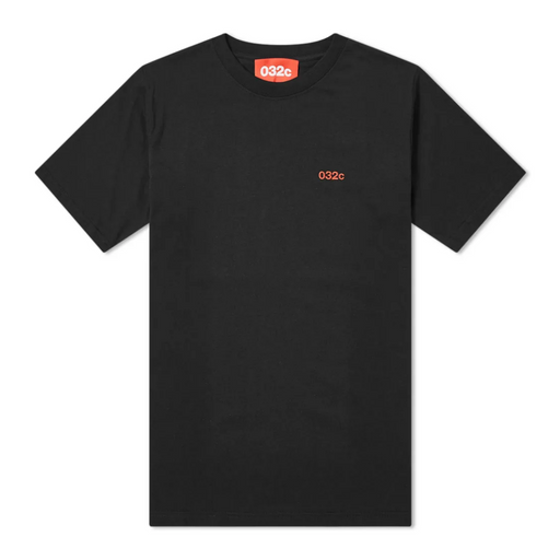032C embroidered t-shirt