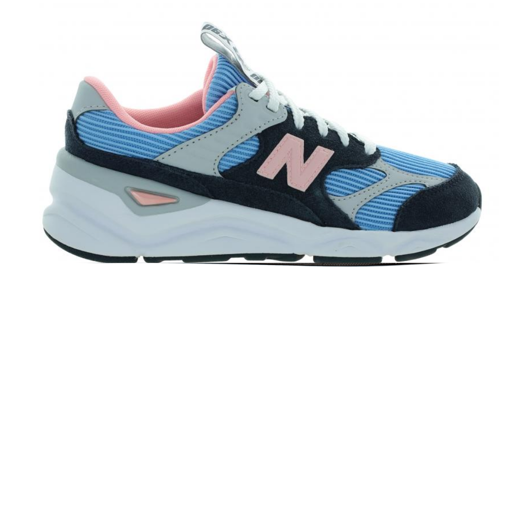 look good shoes sale multiple colors on feet shots of new balance wsx90 tls - thunder/blue sneaker