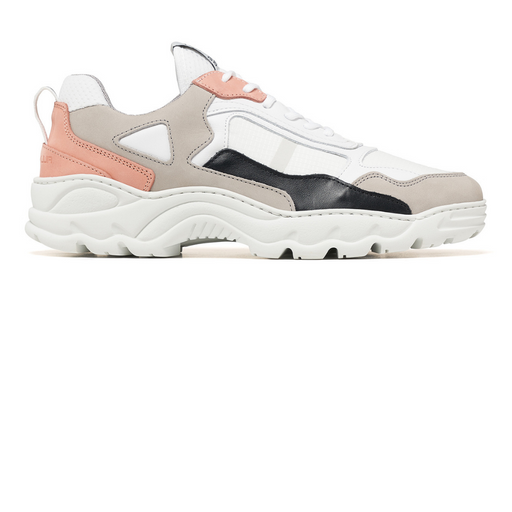 filling pieces low curve iceman trimix - peach sneaker