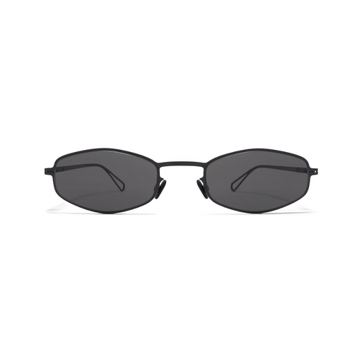 mykita x bernard willhelm silver sunglasses