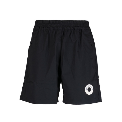 drole de monsieur patch logo short