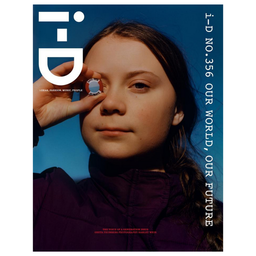 i-d magazine issue summer 19