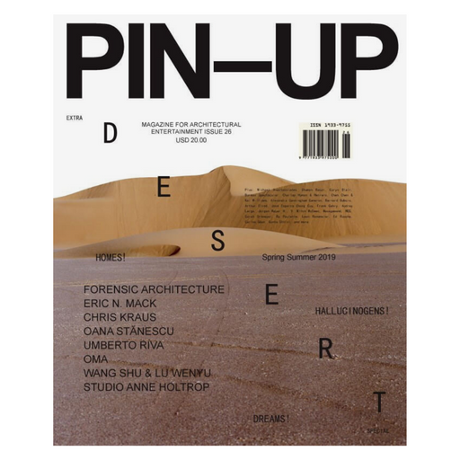 pin up magazine issue 26