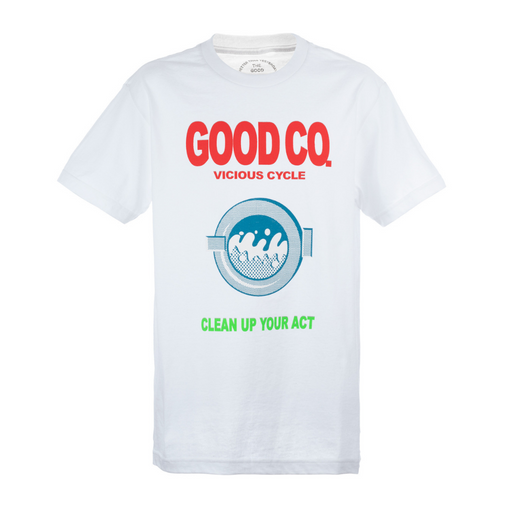the good company clean t-shirt